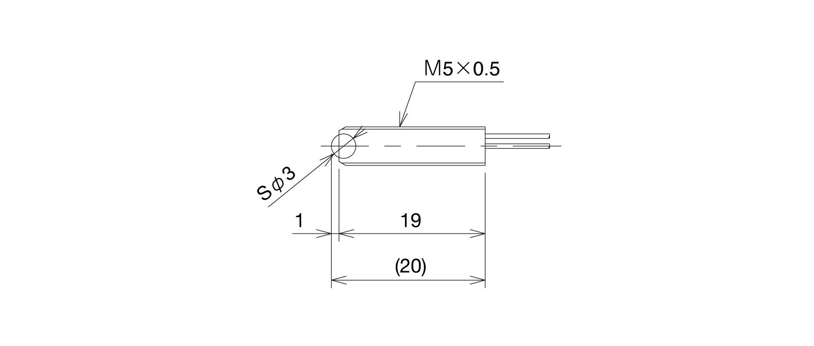 BP5MWAの外径寸法図1
