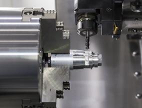 タレット旋盤のパイプ材のL寸不良を判別し、全数検査を削減