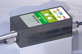 メトロール、「2点設定形 エアマイクロセンサ」を新発売