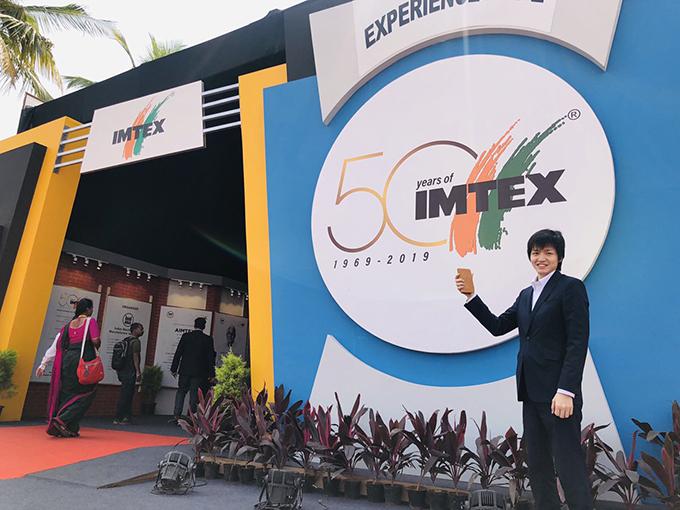 【海外出張レポート】インド最大の工作機械展示会『IMTEX 2019』に行ってきました!