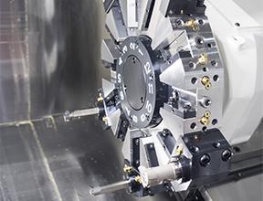 CNCタレット旋盤の熱変位補正で、バー材のL寸不良の発生を撲滅
