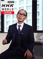 """NHK WORLD-JAPAN """"Sensing Production: Takuji Matsuhashi / President, Metrol"""""""
