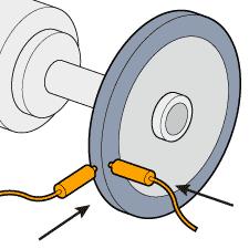 研削盤の砥石摩耗検出